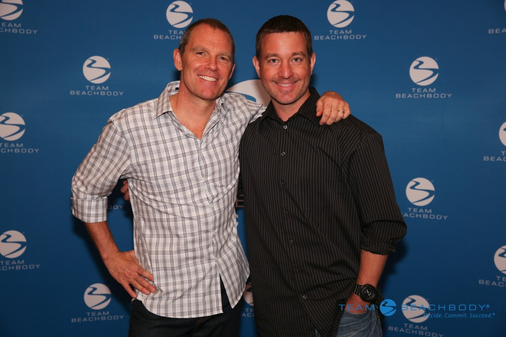 Beachbody CEO Carl Daikeler and Mike