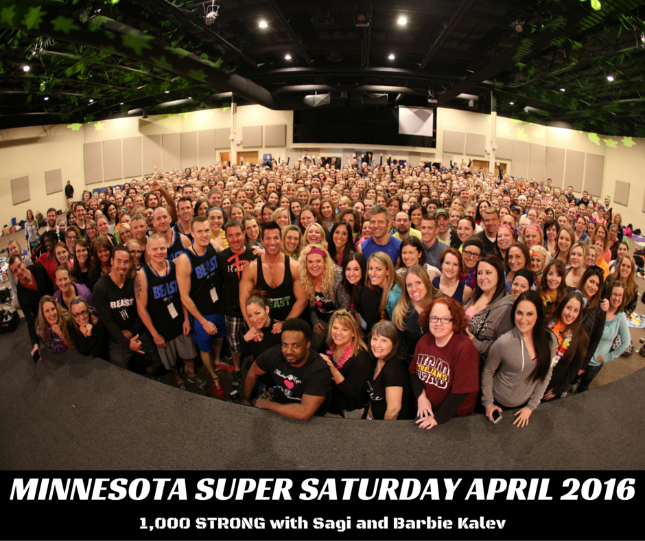 MINNESOTA SUPER SATURDAY APRIL 2016