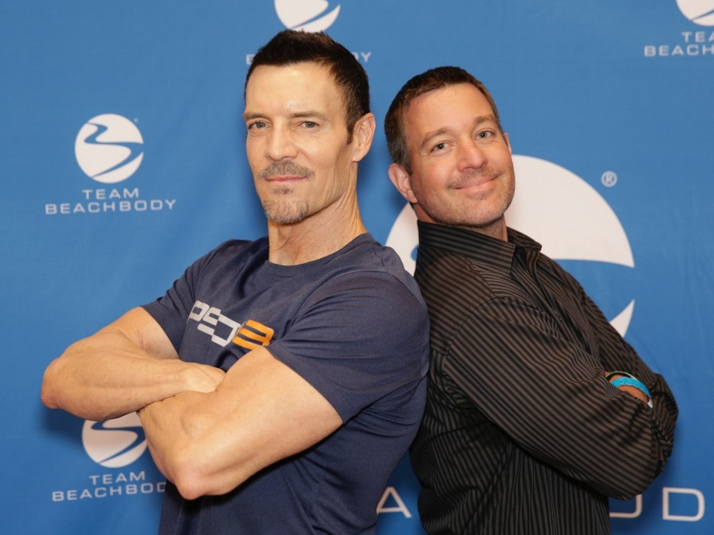Mike and Tony Horton Coach Summit 2014