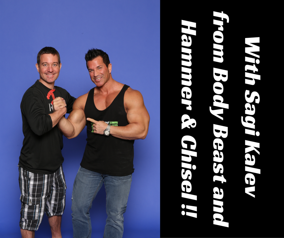 Mike and Sagi Kalev Minnesota Super Saturday