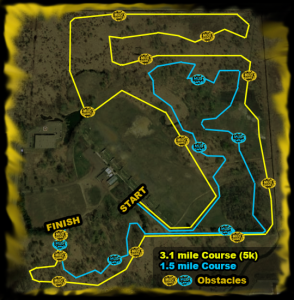 Mud Games Course