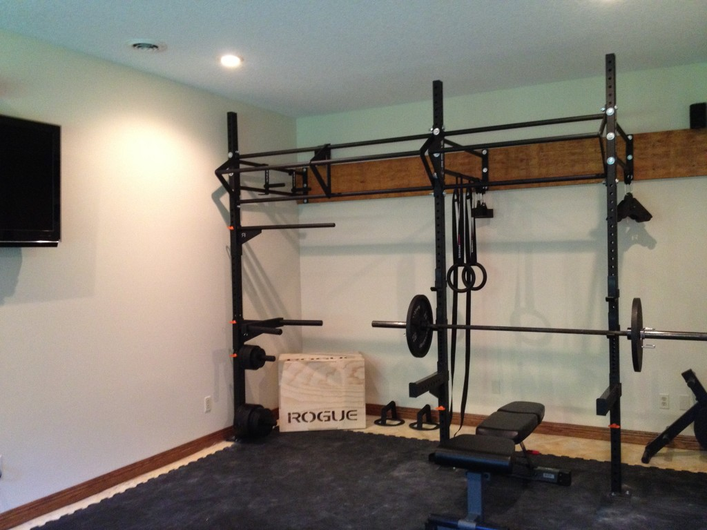 Fitness Room Update