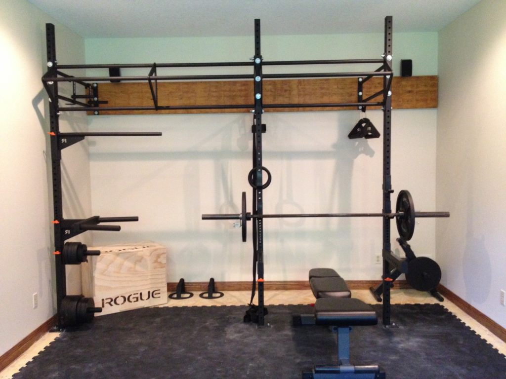 Rogue Fitness Rig