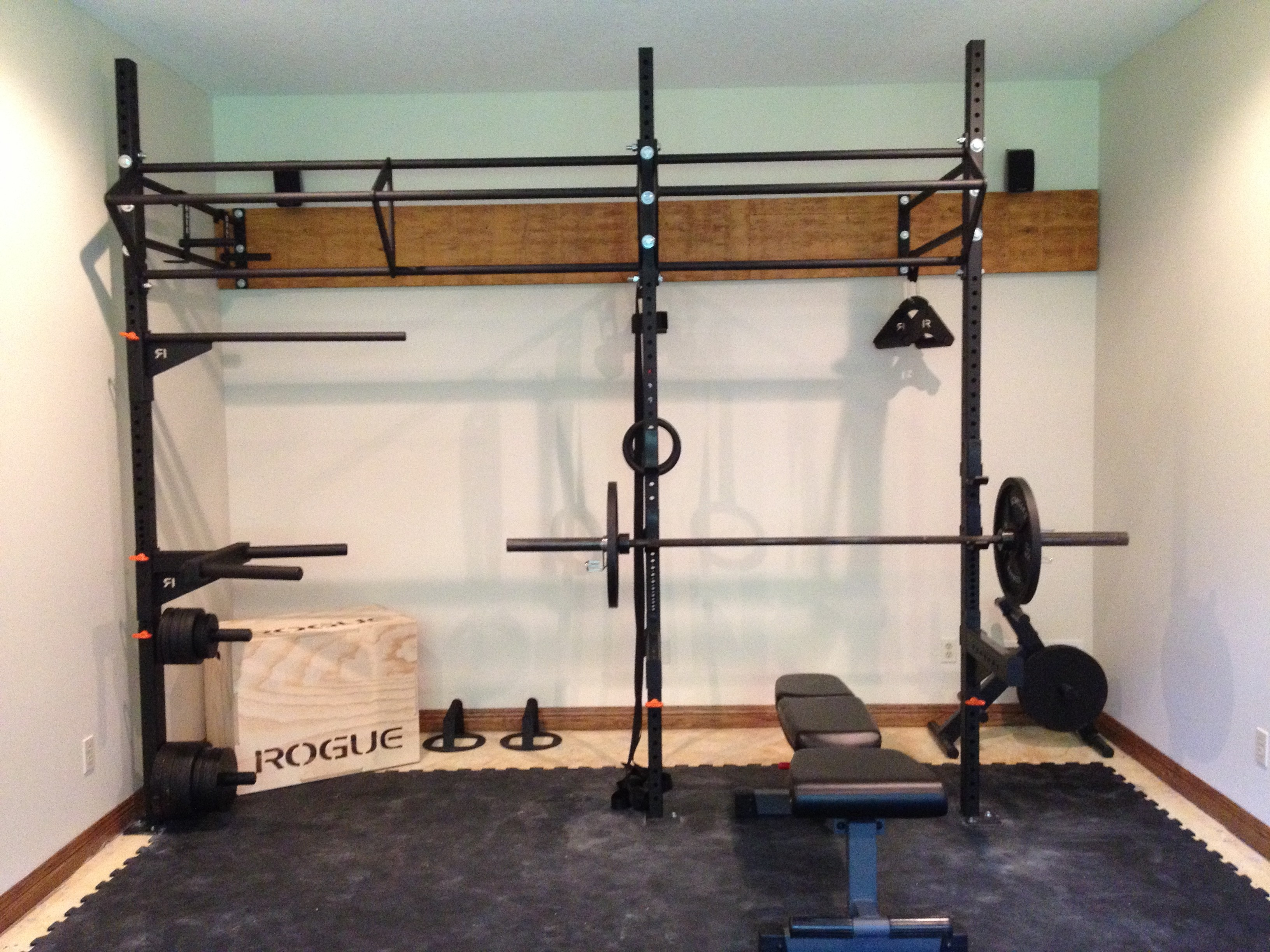 Rogue fitness home gym all photos fitness tmimages