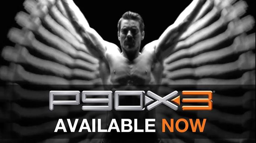 P90X3 Available Now