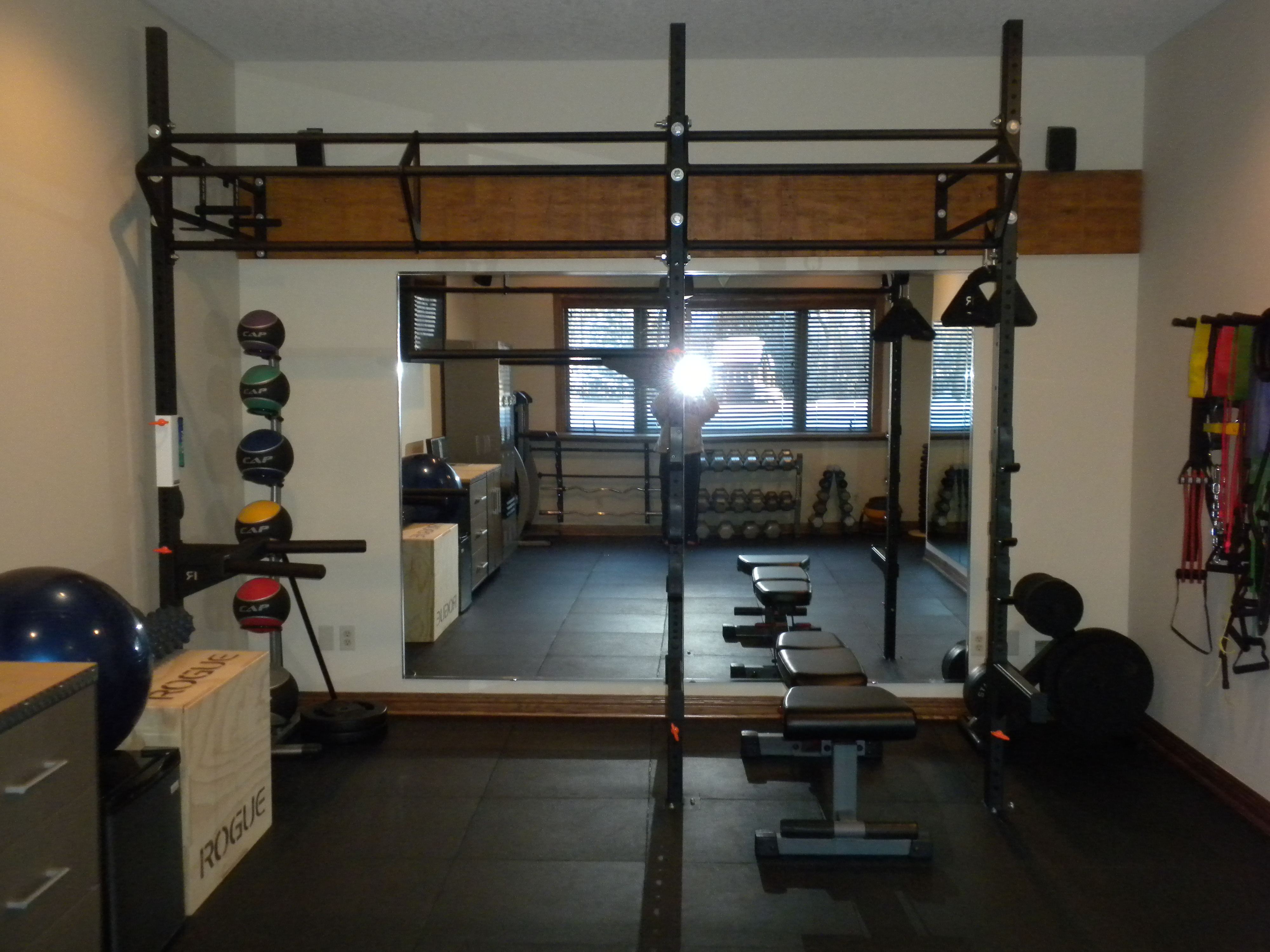 Design a home gym online sim
