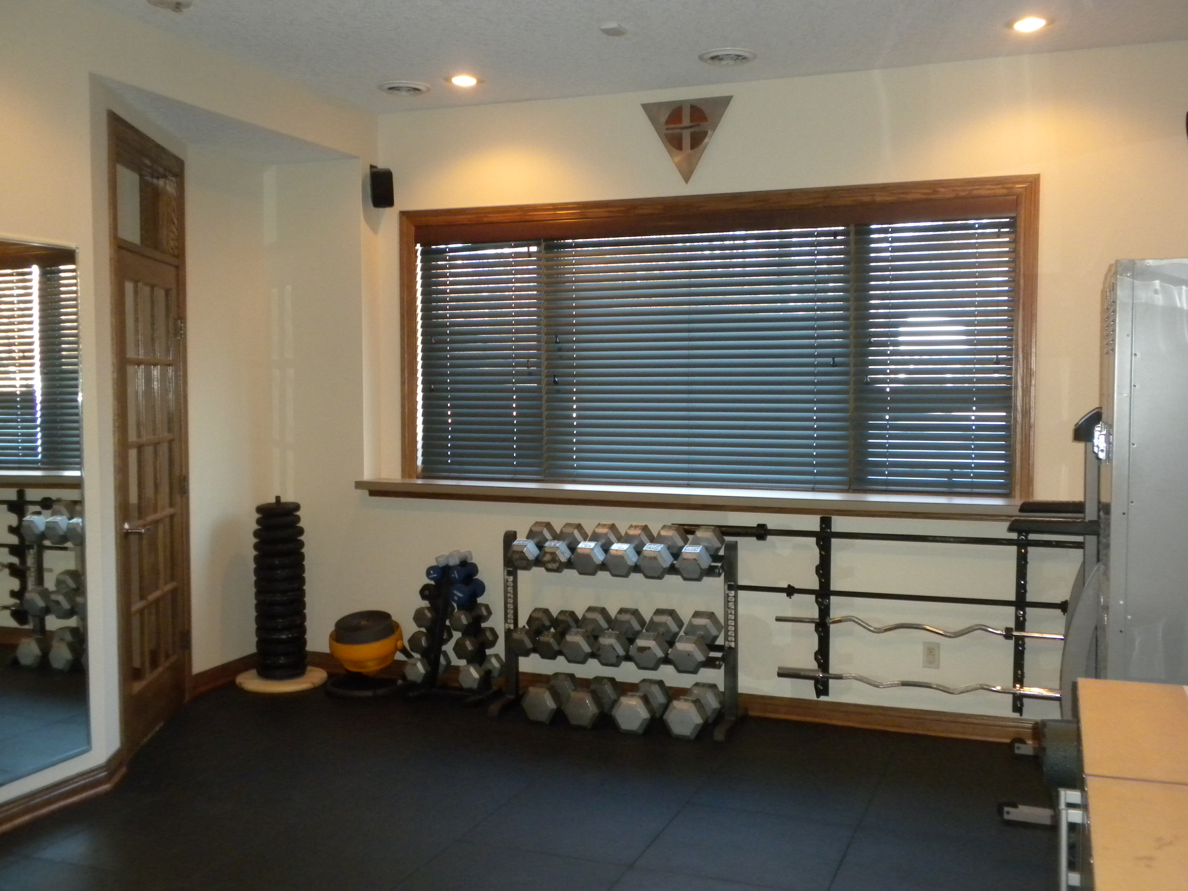 Project home gym complete how do i get ripped