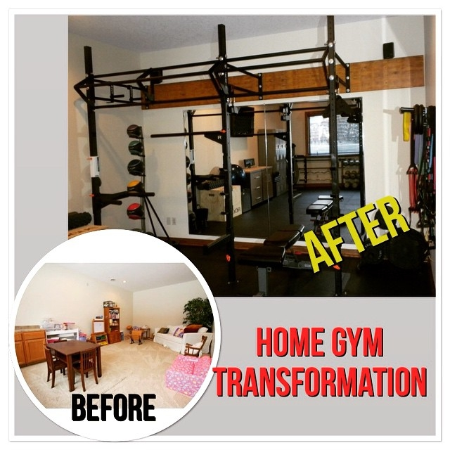 Rage Gym Transformation