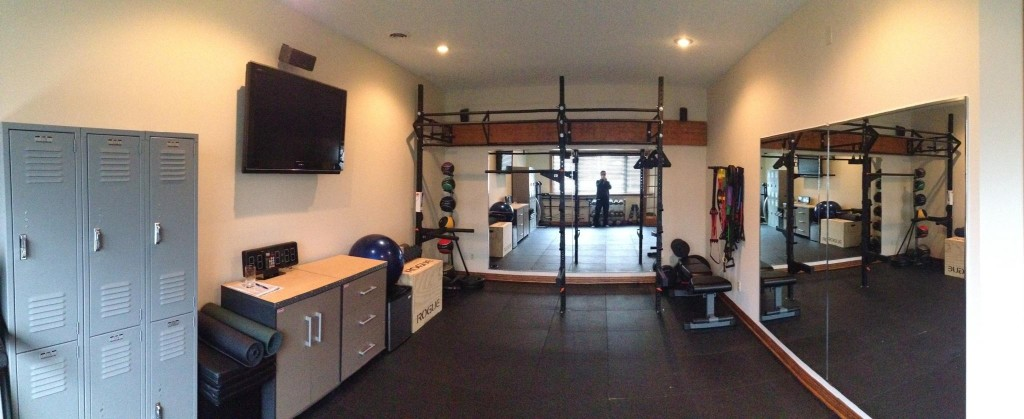 Panoramic Home Gym