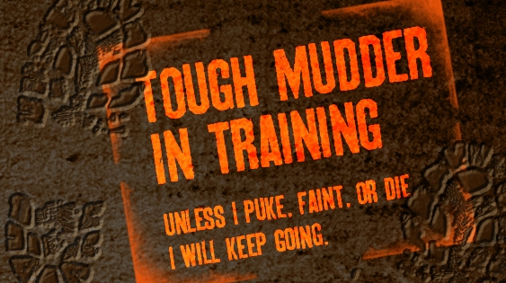 Tough Mudder Training