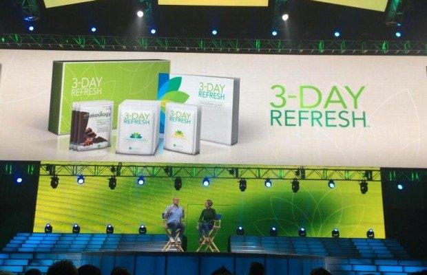 3-Day Refresh Launch Summit 2014