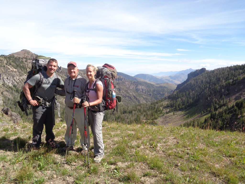 Family Yellowstone