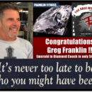 Congrats New Team Rage Diamond Coach – Greg Franklin