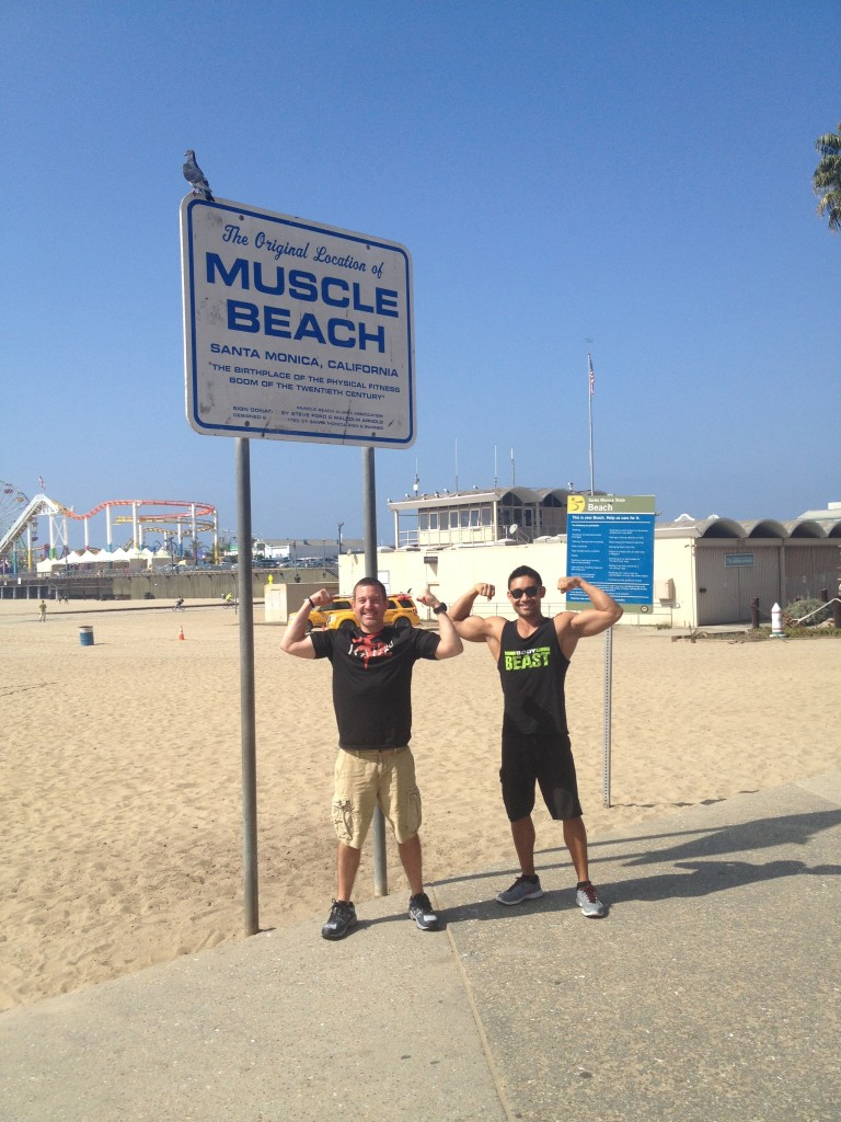 Original Muscle Beach