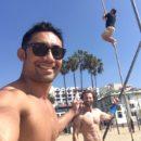 Fun at Beachbody HQ and Muscle Beach