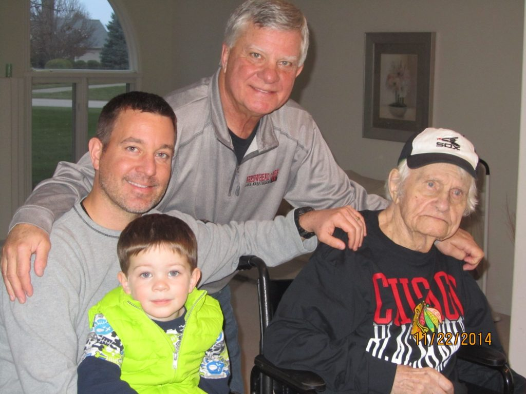 4 Generations Nowak