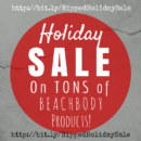 Healthy Holiday Fitness Specials Are Live