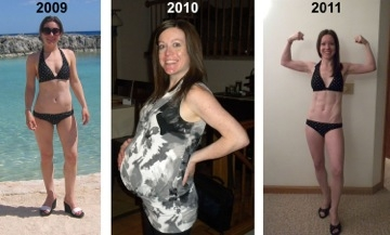 Prenatal and Postnatal Fitness | How Do I Get Ripped?