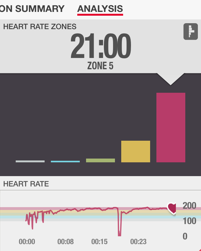 Sweat Intervals Review