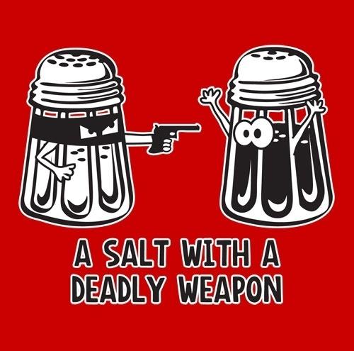 Salt Weapon