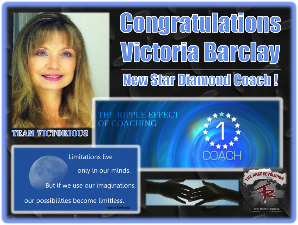 Victoria Barclay Promotion