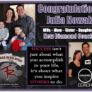 Congrats New Team Rage Diamond Coach – Julia Nowak