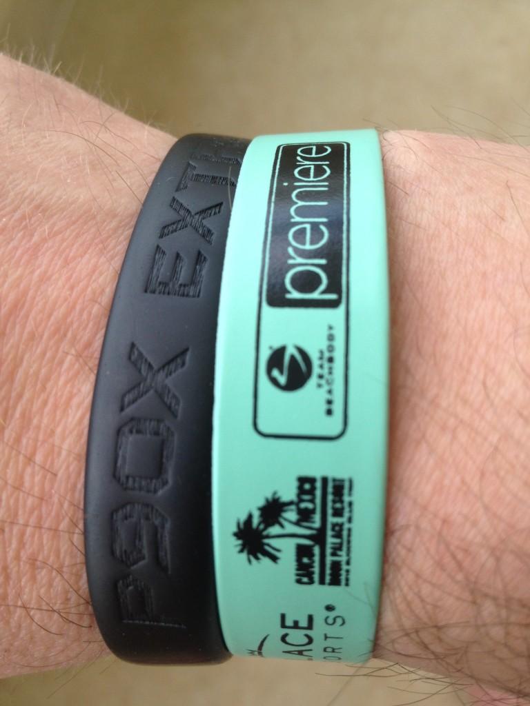 Premiere Benefits Wristband