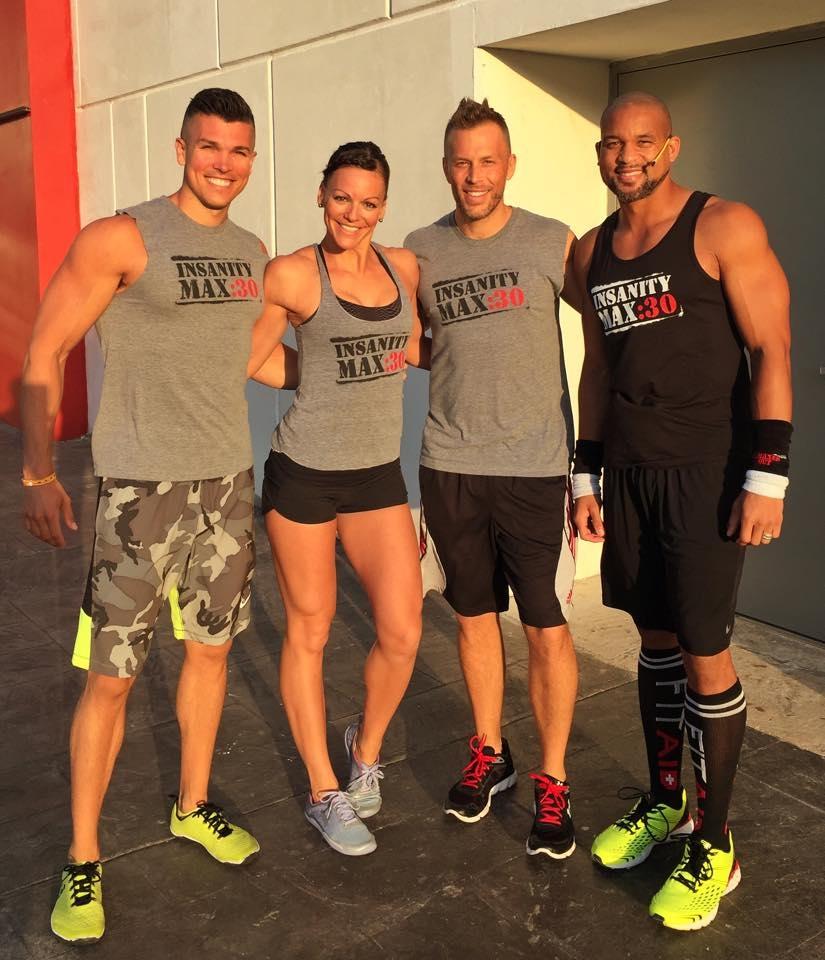 Shaun T Workout Cancun