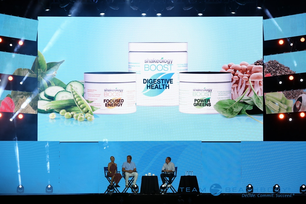 Shakeology Boosts Summit