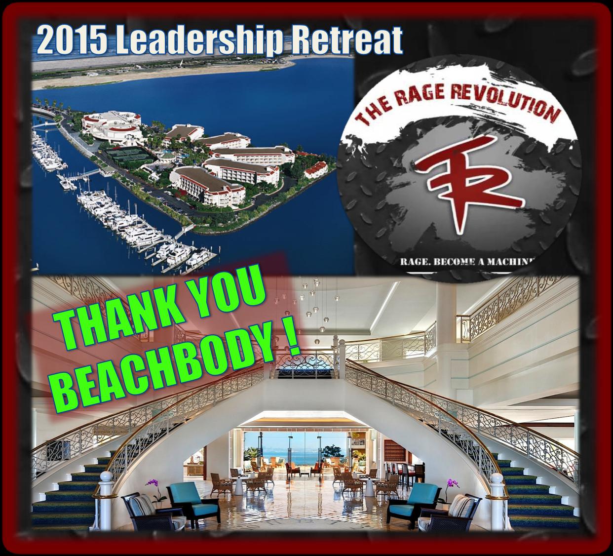 2015 Beachbody Leadership Retreat