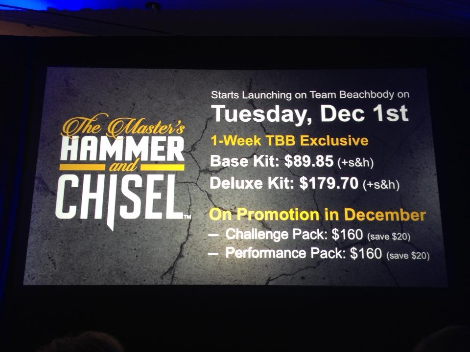 Hammer and Chisel Review