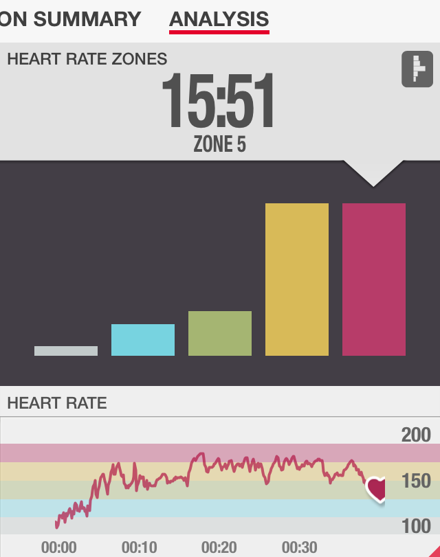 Chisel Balance Heart Rate Review