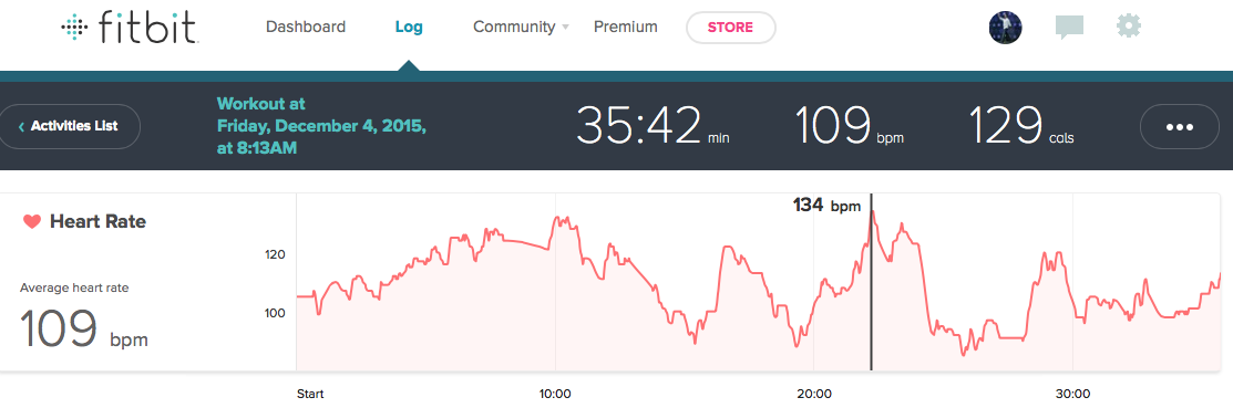 Iso Strength Chisel Heart Rate Review Fitbit