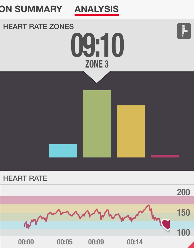15 Minute Leg Hammer Heart Rate Review