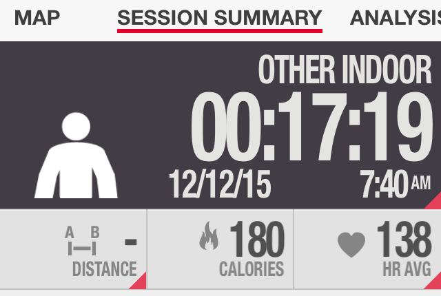 Masters Cardio Heart Rate Review