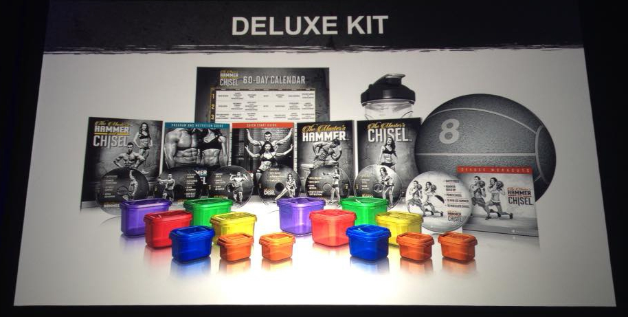 Hammer and Chisel Deluxe Kit