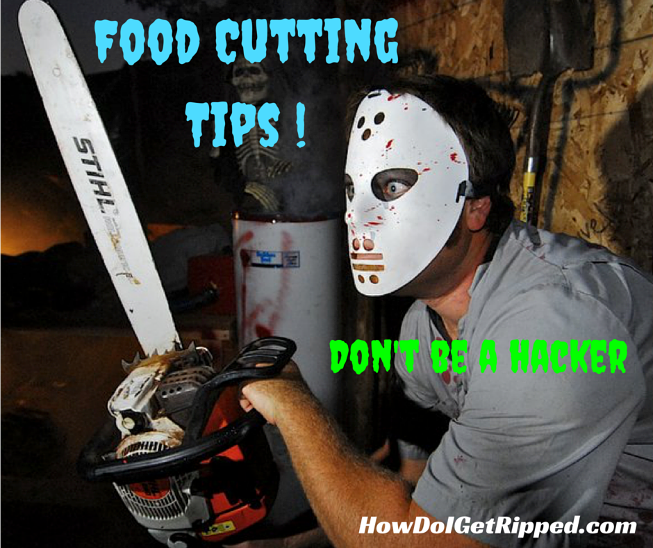 Food Cutting Tips