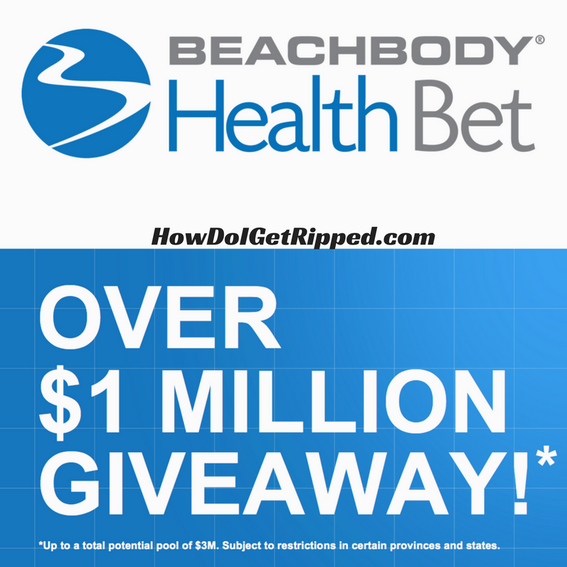 Beachbody Health Bet Challenge