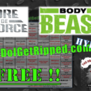 FREE Body Beast Core De Force Hybrid
