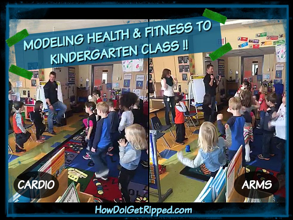 Teaching Kindergarten Health and Fitness