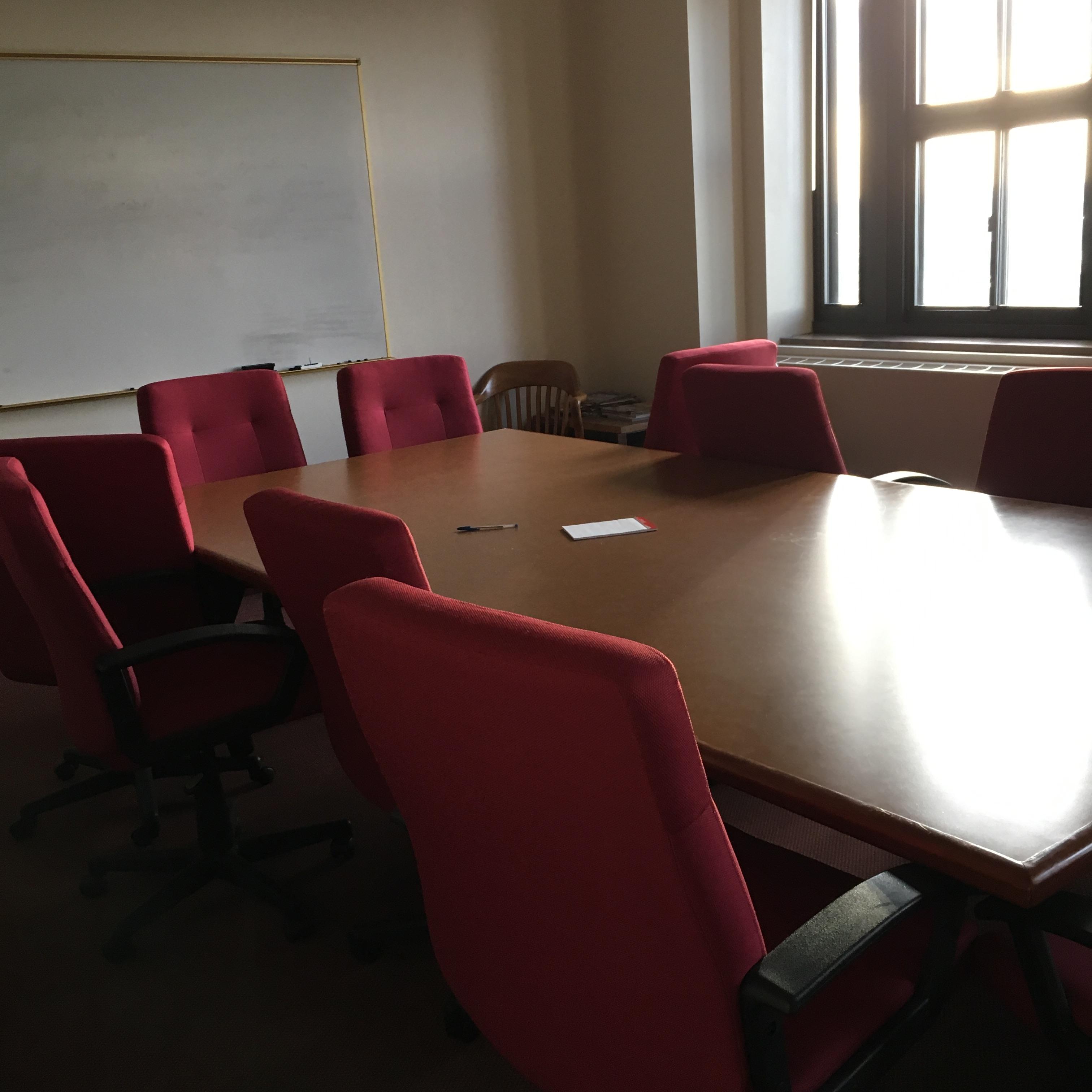 Jury Deliberation Room