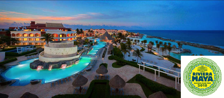 Success Club Trip Beachbody Riviera Maya