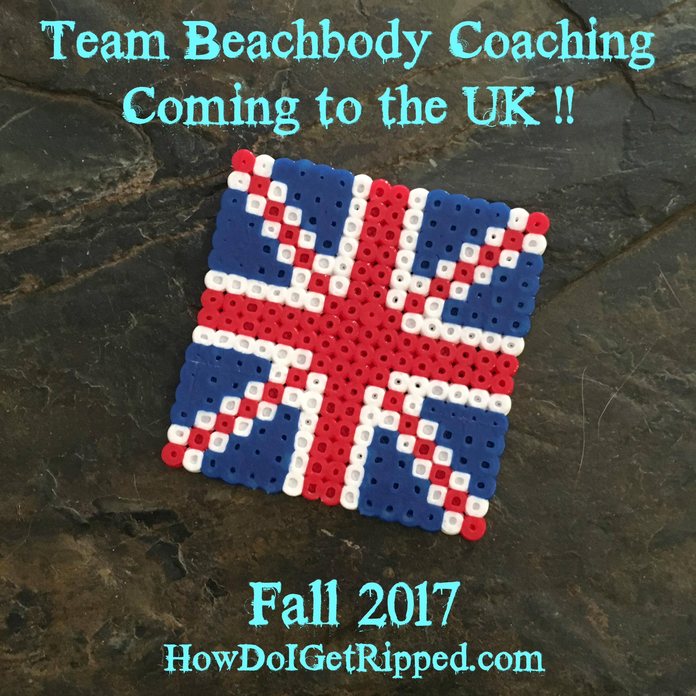 Team Beachbody Coaching Coming to UK