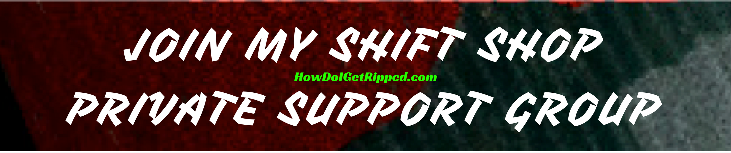 Shift Shop Review Support Group