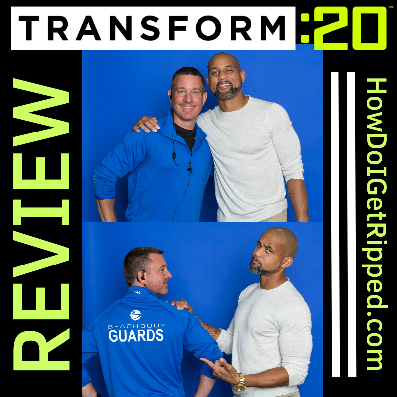 Does Transform :20 Work? Workout Reviews (Complete List)   How Do I