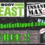 Free Body Beast Insanity Max:30 Hybrid