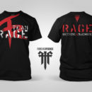 TEAM RAGE GEAR !!! Rage. Become a Machine.